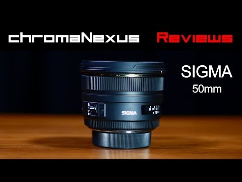 Sigma 50mm f/1.4 Review chromaNexus