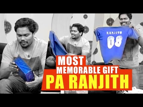 Most-Memorable-Gift-Director-Pa-Ranjith