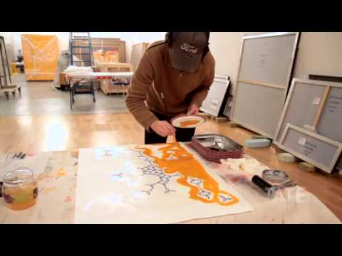 TateShots: John Squire on watercolour