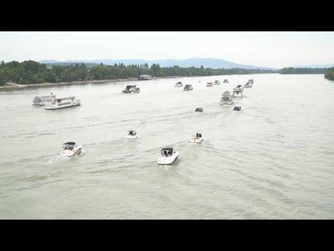 Η ταφή των ναυτικών στον Δούναβη