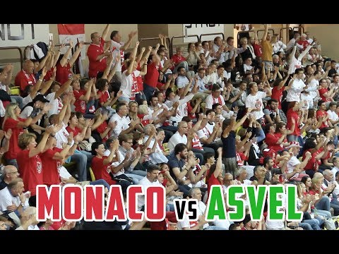 Teaser AS Monaco - ASVEL (Match décisif)