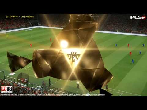 PES 2017 | [ST]Vietto (LIV) vs [ST]Skyboss (CRO) | PES Random Cup 2016 | Group 5