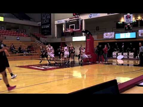 Women's Basketball Highlights vs. Portland State (Jan. 15)