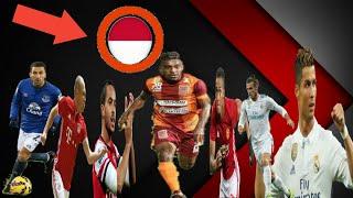 Video HEBOH!!! PESEPAK BOLA INDONESIA MASUK 7 PEMAIN TERCEPAT DI DUNIA MP3, 3GP, MP4, WEBM, AVI, FLV Juni 2018