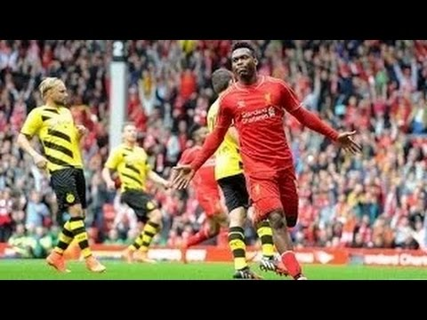 Liverpool Vs Borussia Dortmund 4:0 [ALL GOALS & HIGHLIGHTS 2014 ] - HD