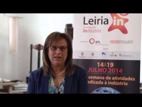 Leiria-in, Anabela Graça - Vereadora da Educação, Juventude e Biblioteca Municipal da C. M. leiria