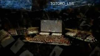 Joe Hisaishi live @ Budokan - Tonari no Totoro Theme.flv