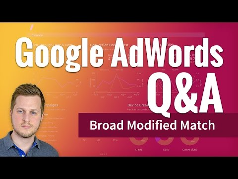 Watch 'Google AdWords Q&A Video Sessions'