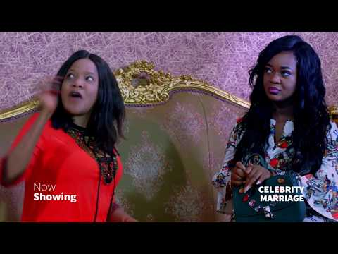 CELEBRITY MARRIAGE Teaser - Now Showing On Congatv.com Latest 2018 Nigerian Ghanaian Movies