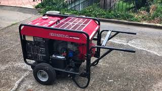 7. Honda EB11000 Generator