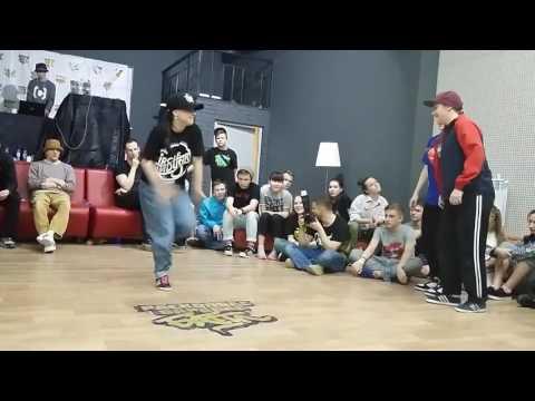Расколбас Барабас Баттл №10 Финал (18.02.2017)
