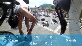 第3回榛名湖リゾート・トライアスロン バイクパート4