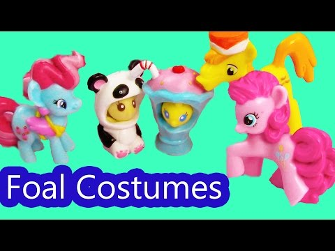 MLP Foal Halloween Costumes Cake Family My Little Pony Pinkie Pie Pound Pumpkin Dazzle Playdoh