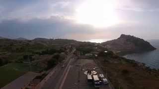Castelsardo Italy  City new picture : Drone Dji Phantom 2 Vision Plus Castelsardo (Italy - Sardinia) by CashDroid