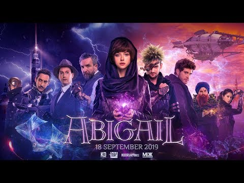 Abigail - Official Trailer | 18 September 2019 di Bioskop