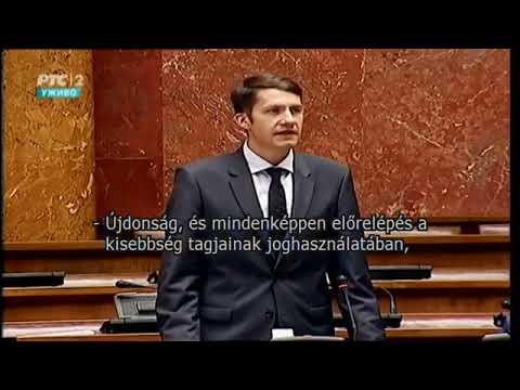 A képviselők anyanyelvükön is felszólalhatnak a parlamentben-cover