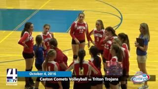 Caston Volleyball vs Triton Trojans