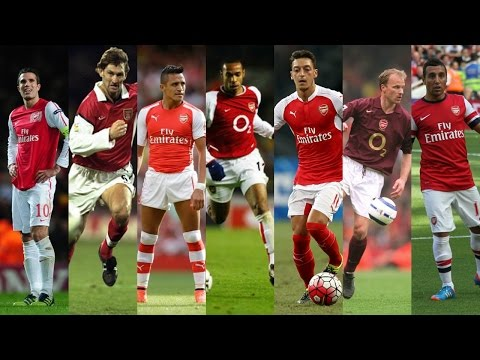 The Perfect Arsenal Player Of The 21st Century | 1,000 Subscriber Collab Video [HD]