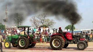 Mahindra Arjun 605 Vs John Deere 5310 Kulewal (Punjab)