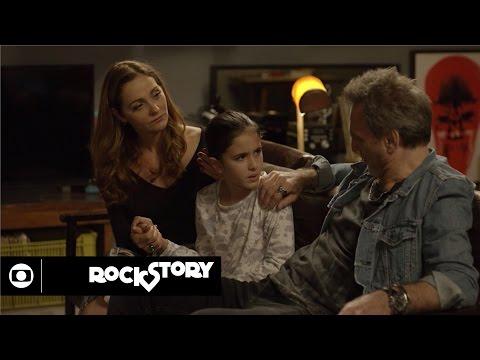 Rock Story: capítulo 150 da novela, quarta, 3 de maio, na Globo