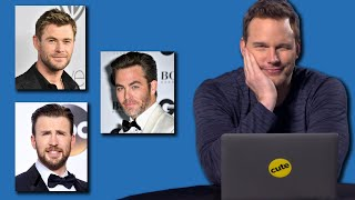 "Video Chris Pratt Takes BuzzFeed's ""Which Famous Chris Is Your Soulmate?"" Quiz MP3, 3GP, MP4, WEBM, AVI, FLV Juli 2018"