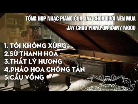 Tổng hợp nhạc Jay Chou hay nhất dưới nền mưa - Jay Chou on rainy Mood - Thời lượng: 20 phút.