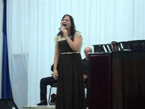 CANTORA ANDRÉIA RIBEIRO