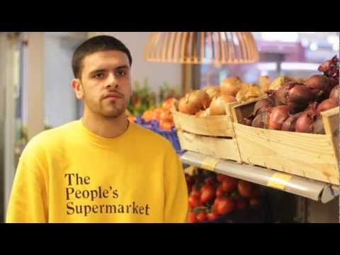 PEOPLE'S SUPERMARKET (O) - An introduction into the story of The People's Supermarket.