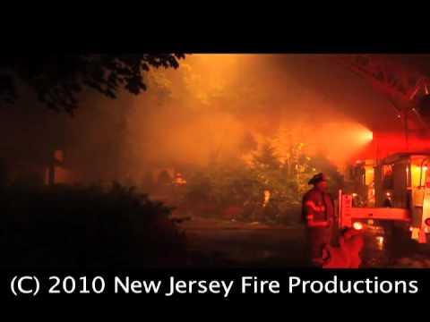 Franklinville, Delsea Drive, 2nd Alarm Dwelling, Sept 21-22 2010