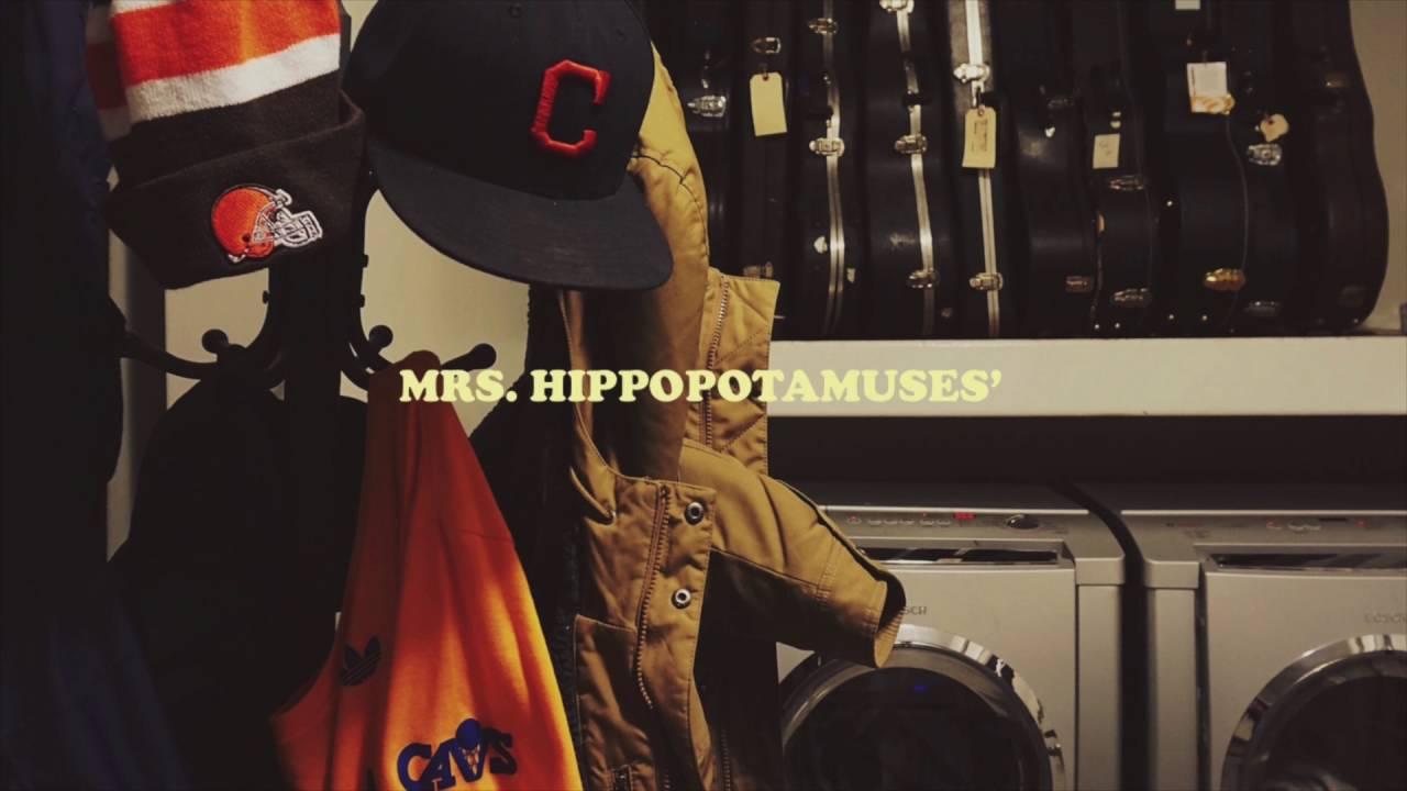 Mrs. Hippopotamuses' (Official Audio Stream)