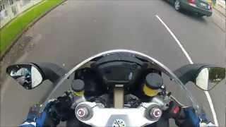 9. 2013 Ducati 848 EVO Corse SE First ride