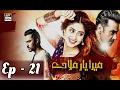 Mera Yaar Miladay Ep 21 - ARY Digital Drama