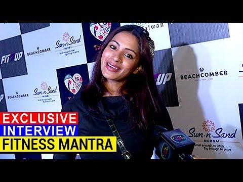 Barkha Bisht Shares Her FITNESS MANTRA Before The