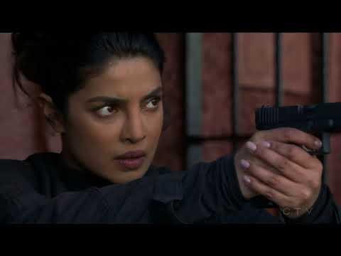 the Boyfriend becomes hostage #8 -  Priyanka Chopra/Alex Parrish - Quantico (tv series)
