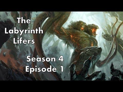Labyrinth Lifers - Season 4 Episode 1