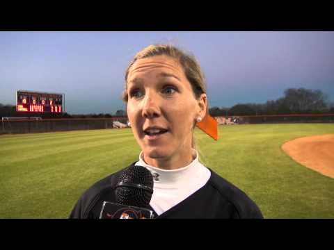 Softball vs ETSU Recap - 2/8/15