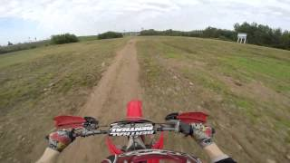 10. 2007 Cr 125 Wide Open 2 Stroke Screaming