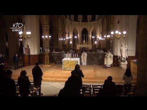 Messe du 10 janvier 2021 à Saint-Germain-l'Auxerrois