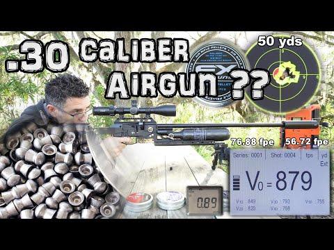 FX Dreamline Saber Tactical .30 - FULL REVIEW