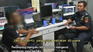 Video Petugas Beradu Debat Dengan Penumpang Mengenai Barang Bawaan Part 03 - Indonesia Border 17/04 MP3, 3GP, MP4, WEBM, AVI, FLV Juni 2019