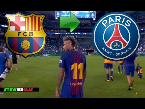 Neymar Jr ⚽ Last Match For F.C. Barcelona ⚽ 1080i HD #Neymar #PSG #Barcelona