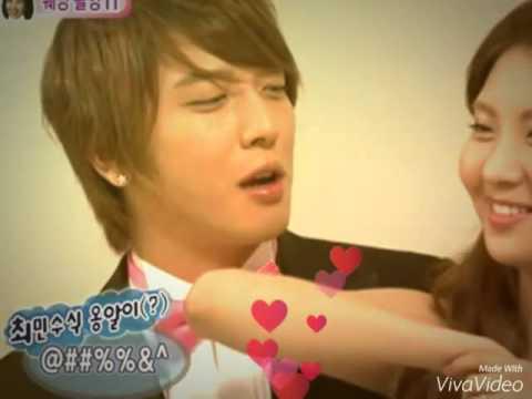 Jung YongHwa ♥ Seohyun (SNSD) - Because I Miss you (видео)