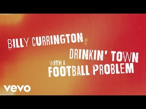Drinkin' Town with a Football Problem (Lyric Video)
