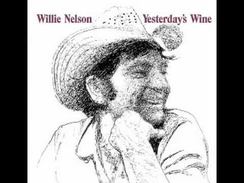 Tekst piosenki Willie Nelson - Yesterday's Wine po polsku
