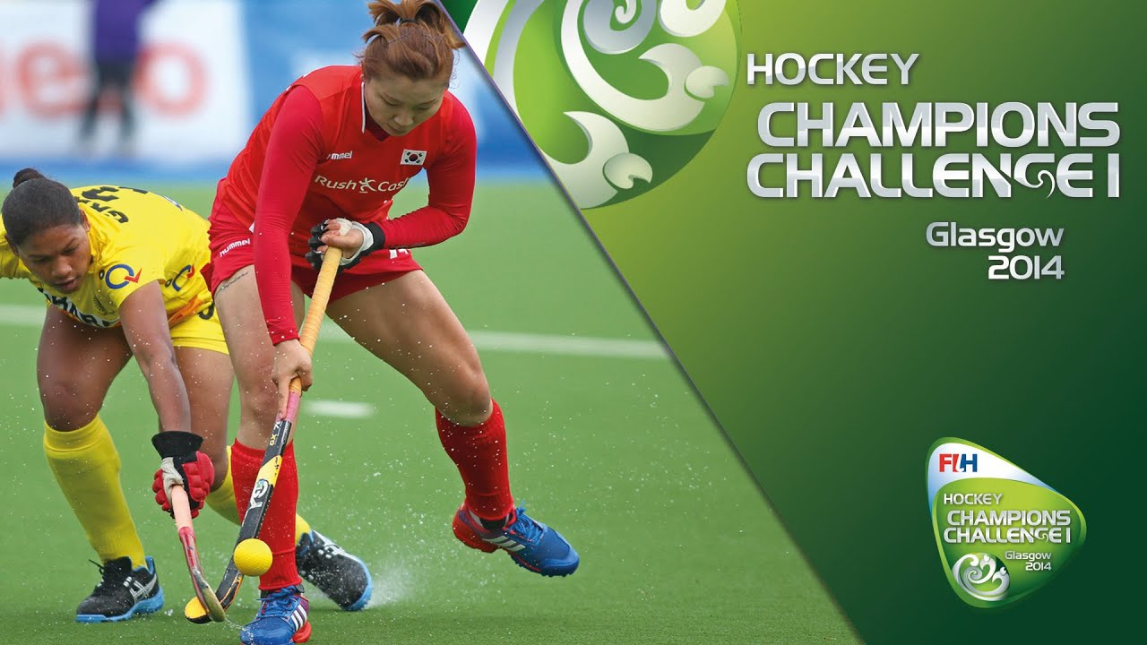 Korea vs. India Champions Challenge 1 – Pool A – Highlights