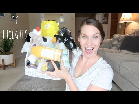 Empties + Reviews!  Cleaning Products + Personal Care.  You Want To Hang Out!