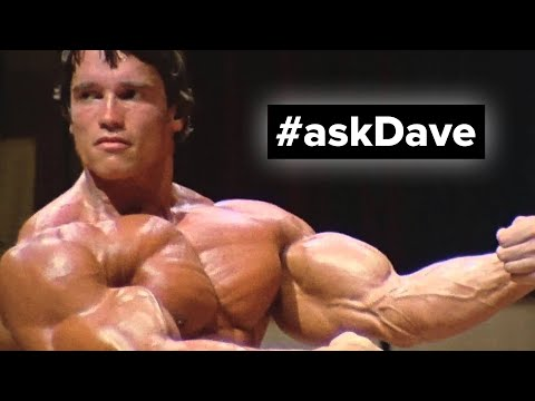 WOULD ARNOLD DOMINATE BODYBUILDING TODAY? #askDave