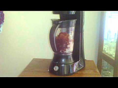 Mr. Coffee BVMC-FM1 20-Ounce Frappe Maker.(review)
