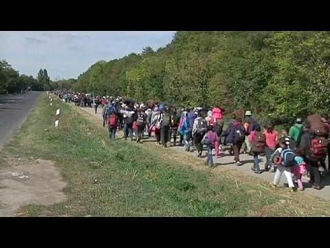 Προσφυγική κρίση: 20.000 πέρασαν στην Αυστρία σε 48 ώρες