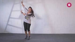 Zumba Session Workout for Body Sweating | Fit and Fab | Episode 13 | ChannelD